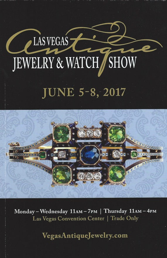 2017 Las Vegas Antique Jewelry and Watch Show