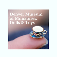The Denver Museum of Miniatures, Dolls and Toys Logo