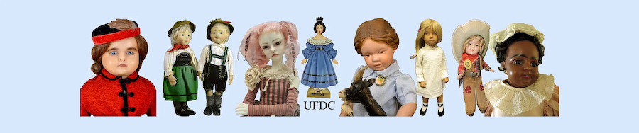 United Federation of Doll Clubs Banner