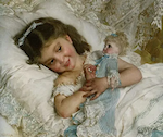 Ohio National Doll Show Online Logo