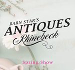 Barn Star's Antiques at Rhinebeck - Spring Show Logo