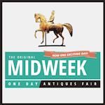 Mid-Week One Day Antiques Fair Logo
