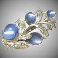 Vintage Sterling Silver Brooch by Bernard Instone