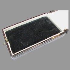 Antique c1915 Long Dangly Earring Box