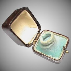 Antique Victorian Jewelry Ring Box