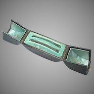 Antique Victorian Double Bangle Jewelry Box