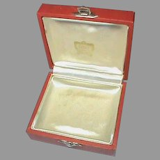 Vintage Art Deco CARTIER Jewelry Box