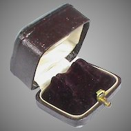 Antique Victorian Earring Box