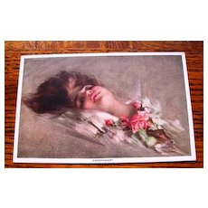 Sweetheart postcard by Philip Boileau uncirculated