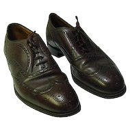 Vintage Church's Men's leather Wingtips