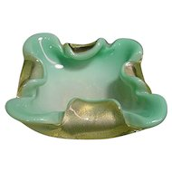 Murano Art Glass Bowl or Ashtray