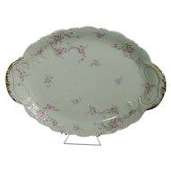 Theodore Haviland Limoges France Large Platter