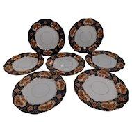 Royal Albert Heirloom 7 Salad Plates