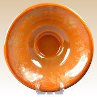 Weller Pottery Bowl, 1920-25 Besline Large Bowl