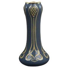Villeroy & Boch ca1890 Jugendstil Art Nouveau Vase #3 1378 S