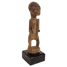 African Lobi Bateba Male Figure