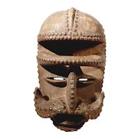 African Abstracted Bete Gre Mask,c. 1885