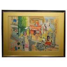 Cobelle: Street Scene