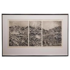 David Sliner: Winter Triptych