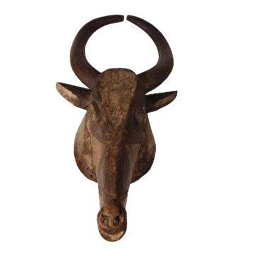 Antelope Mask by the Bobo people of Burkina Faso