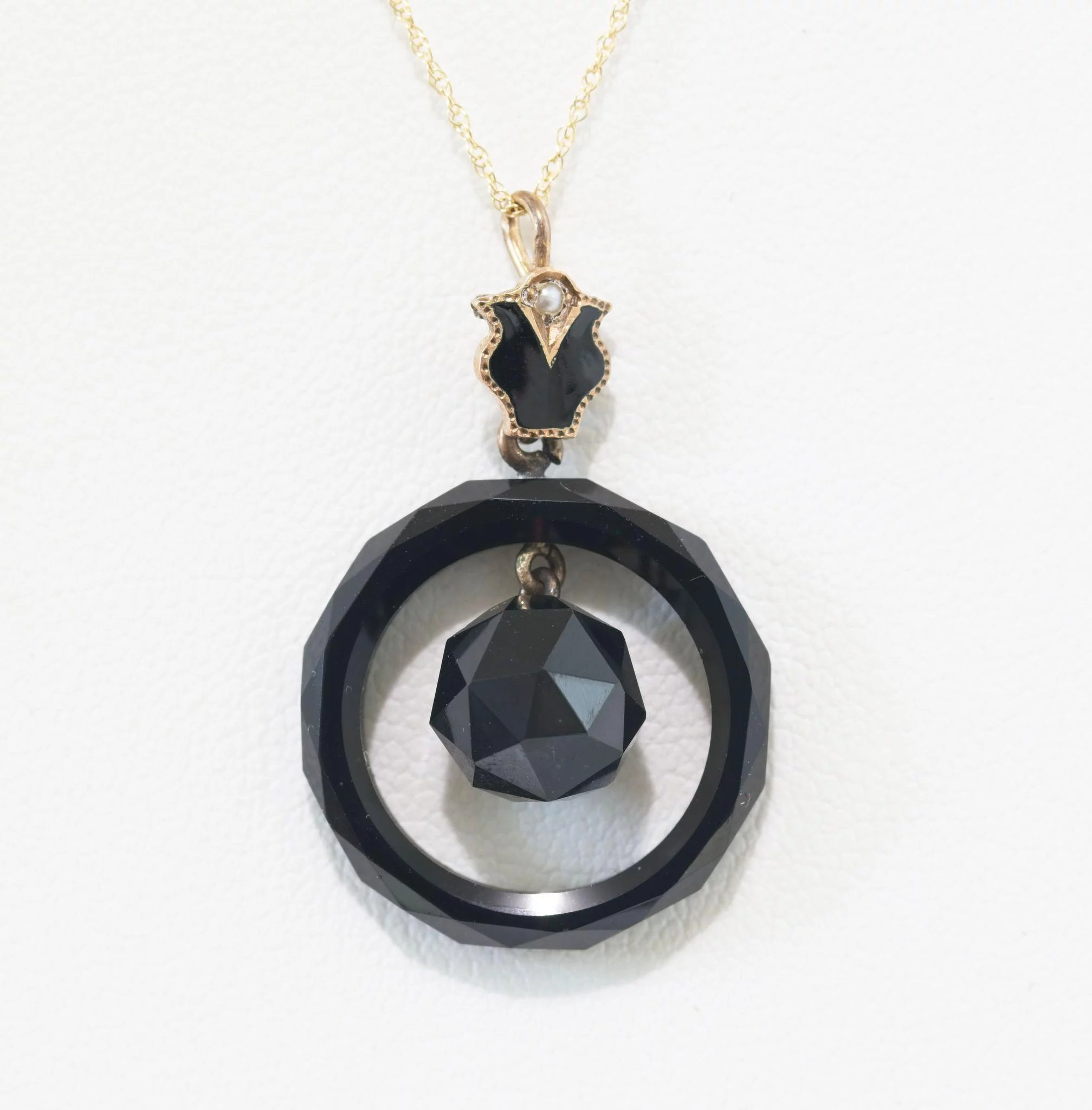 handmade on onyx teardrop thailand and product necklace over shipping pendant watches stone jewelry overstock jade free orders
