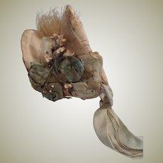 Fabulous Early 19thC dolls Bonnet