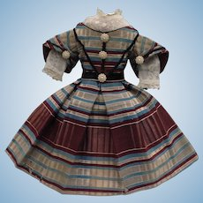 Original 1860s Enfantine dress for Huret