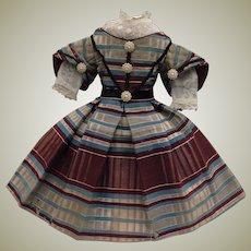 Original 1860s Enfantine dress for Huret