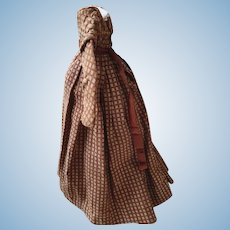 Regency dress for Grodnertal