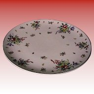 Royal Doulton Old Leeds Sprays Round Platter
