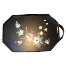Hand Painted American Tole Tray