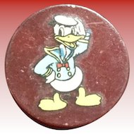 Vintage Donald Duck Pencil Sharpener