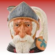 "Royal Doulton Toby Jug: ""Don Quixote"""