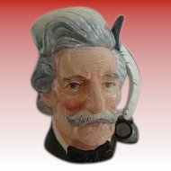 Royal Doulton Character Jug, Mark Twain