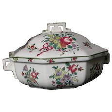Royal Doulton Old Leeds Sprays Covered Casserole