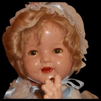 Baby Shirley owned by Shirley Temple Black, Gorgeous, RARE!!