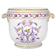 Richard Ginori RAPALLO 5.25 inch Cachepot Bucket Vase