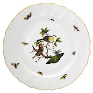 Herend Rothschild Bird 10.25 inch Dinner Plate #2