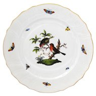 Herend Rothschild Bird 10.25 inch Dinner Plate #5