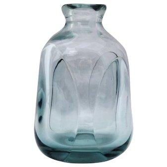 Dominic Labino Contemporary Art Glass Vase 1967