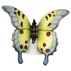 Rosenthal Porcelain Butterfly Figurine