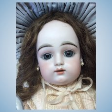 """Double Row Teeth Magnificent 26"""" FG French Bebe Francois Gaultier"""