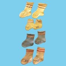 Vintage Tiny Tears Dy Dee Socks Dolsox
