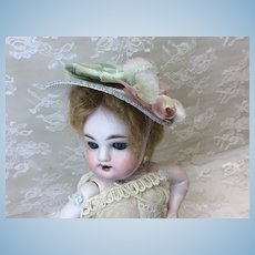 Small Vintage Hat for All Bisque Doll