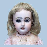 """10"""" Vintage Blonde Human Hair Wig"""