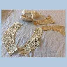 Antique Lace for Doll Dresses or Other Sewing Projects