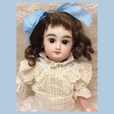 "Petite 12"" French Bebe by Mascotte Antique Doll"