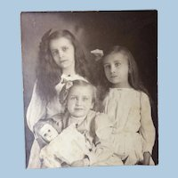 Antique Doll Photo