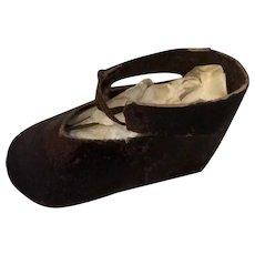 French Single CM Marked Shoe