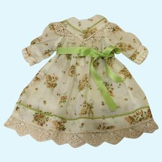 """Replacement dress for 13-14"""" Doll"""